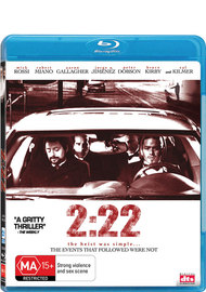 2:22 on Blu-ray