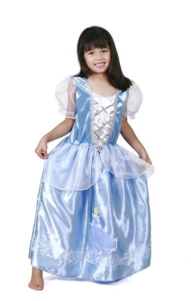 Disney Princess Cinderella Kids Costume (Medium)  sc 1 st  Mighty Ape & Disney Princess Cinderella Kids Costume (Medium) | Toy | at Mighty ...