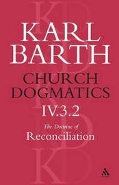 Church Dogmatics Classic Nip IV.3.2 by Barth image