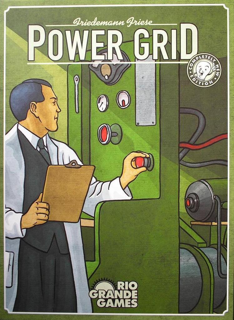 Power Grid image