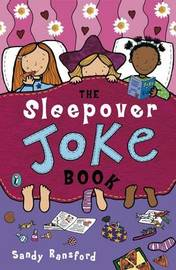 The Sleepover Joke Book by Sandy Ransford image