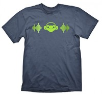 Overwatch Lucio's Beat T-Shirt (X-Large)