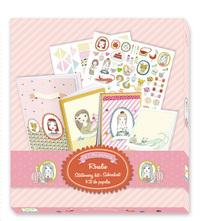 Djeco: Stationery Set - Rosalie