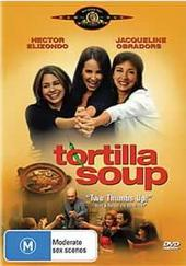 Tortilla Soup on DVD