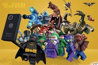 LEGO Batman Best Selfi Ever Maxi Poster (628)