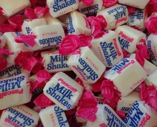 Pascall Milk Shakes Bulk Bag 2kg