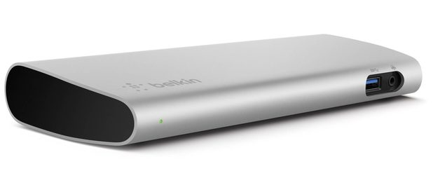 Belkin Thunderbolt 3 Express Dock HD with Cable
