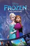 Disney Frozen Cinestory: Vol 01 by Disney Storybook Artists
