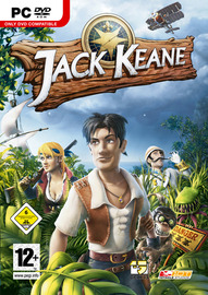 Jack Keane (Jewel case packaging) for PC Games