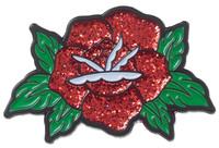 Sourpuss: Kustom Kreeps - Rose Enamel Pin