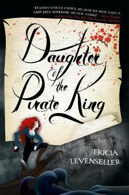 Daughter of the Pirate King by Tricia Levenseller image
