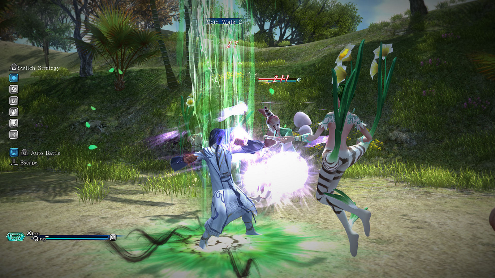 Sword & Fairy 6 for PS4 image