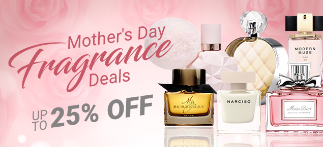 Mother's Day Perfume Deals!