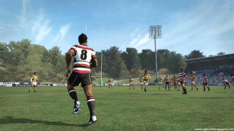All Blacks Rugby Challenge for PS3 image