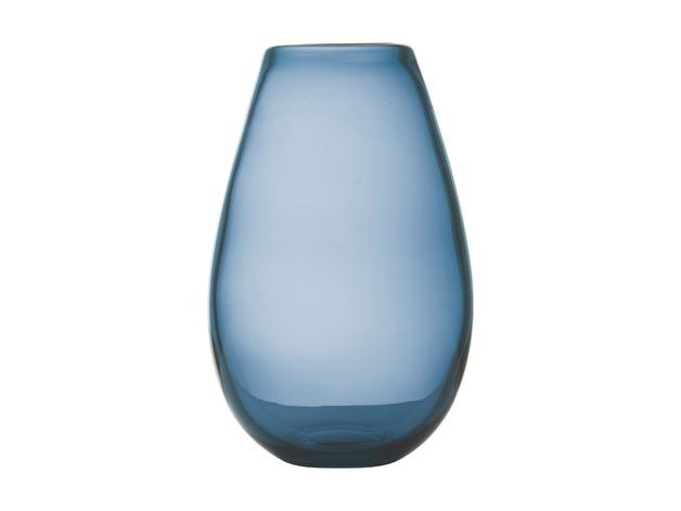 Maxwell & Williams: Flourish Taper Vase - Blue