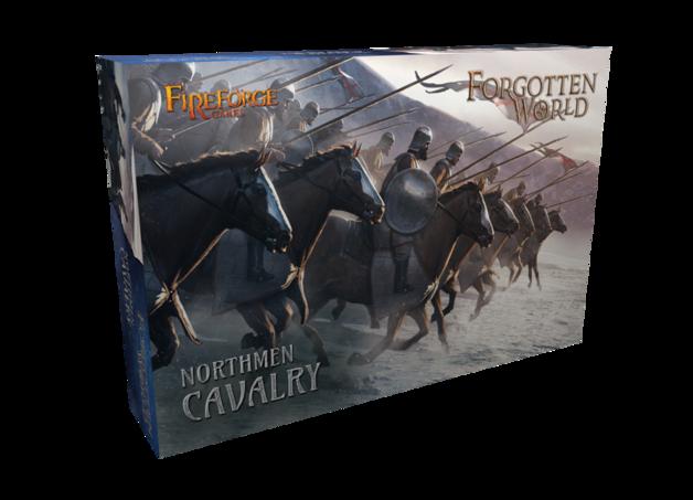 Forgotten World Northmen Cavalry