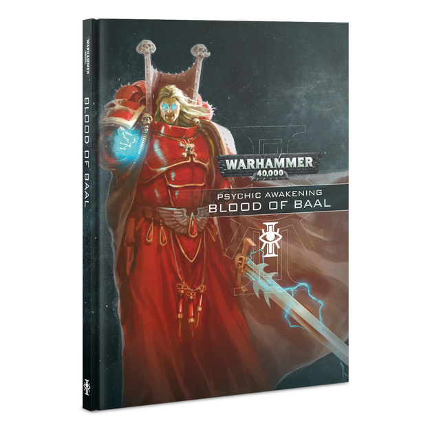 Warhammer 40,000 Psychic Awakening: Blood of Baal