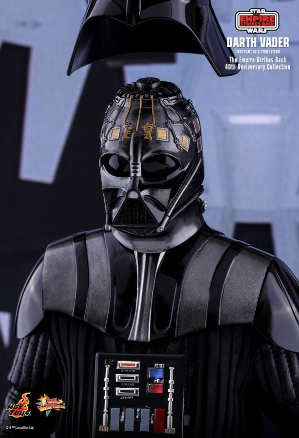 "Star Wars: Darth Vader (40th Anniversary) - 12"" Articulated Figure image"