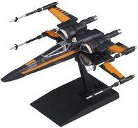 Star Wars: Vehicle Model 003: Poe's X-Wing Fighter - Model Kit