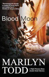 Blood Moon by Marilyn Todd image