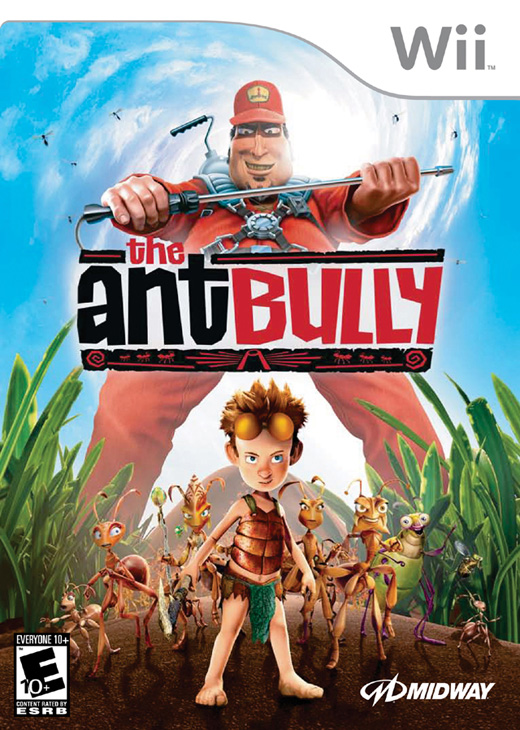 The Ant Bully for Nintendo Wii image