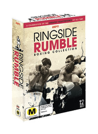 ESPN Ringside Rumble Boxing Collection on DVD