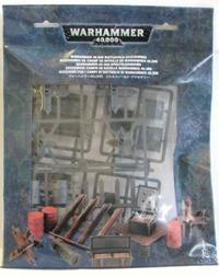 Warhammer 40,000 Battlefield Accessories Set