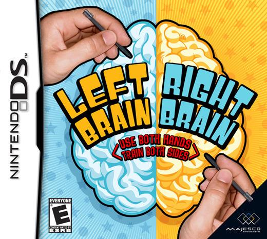 Left Brain Right Brain for Nintendo DS