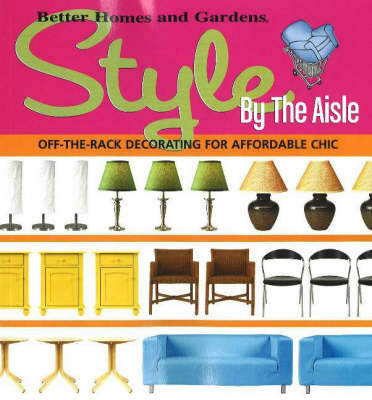 Style by the Aisle by Better Homes & Gardens