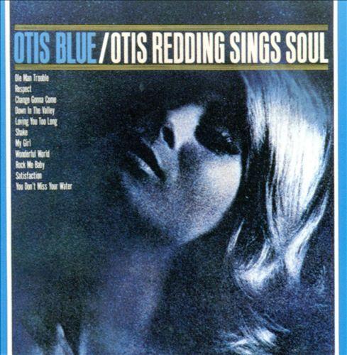 Otis Blue (LP) by Otis Redding image