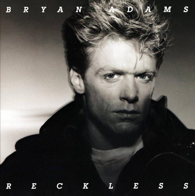 Reckless (2LP) by Bryan Adams