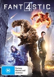 The Fantastic Four on DVD