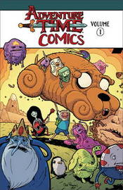Adventure Time Comics: Volume 1 by Katie Cook