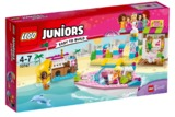 LEGO Juniors - Andrea & Stephanie's Beach Holiday (10747)