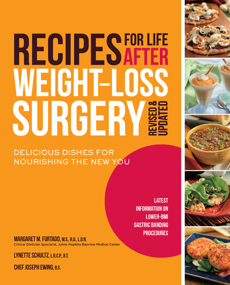 Recipes for Life After Weight-Loss Surgery, Revised and Updated by Margaret M. Furtado image