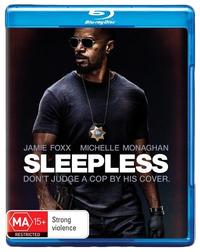 Sleepless on Blu-ray