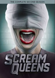 Scream Queens - The Complete Second Season on DVD