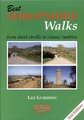 Best Shropshire Walks by Les Lumsdon