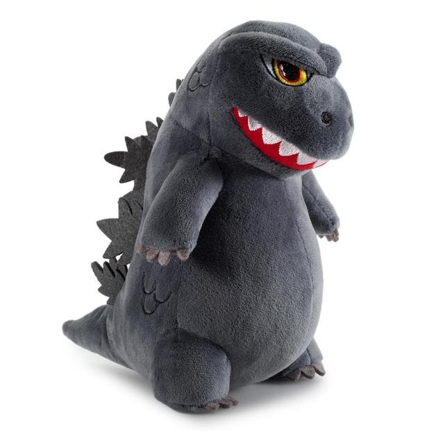 "Godzilla - 8"" Phunny Plush"