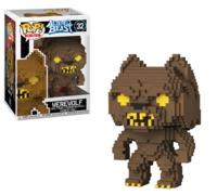 Altered Beast - Werewolf 8-Bit Pop! Vinyl Figure image
