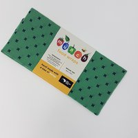 Munch Beeswax Food Wraps Twin Pack (Medium)