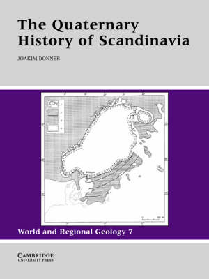 The Quaternary History of Scandinavia by Joakim Donner image