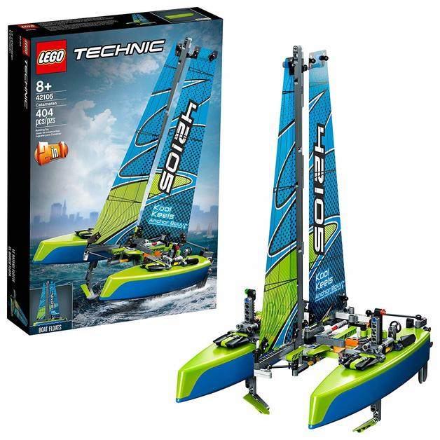LEGO Technic: Catamaran - (42105)