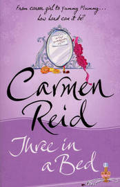 Three in a Bed by Carmen Reid image