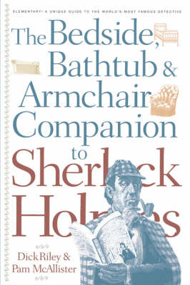 Bedside, Bathtub and Armchair Companion to Sherlock Holmes image