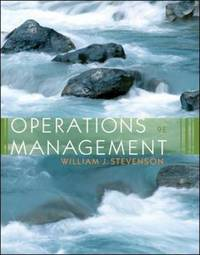 Stevenson operations management 4ce coursework service read stevenson operations management 4ce operations management 13th edition pdf free download reviews read fandeluxe Images