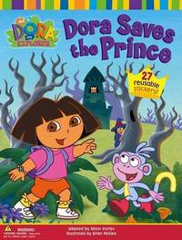 Dora Saves the Prince Dora the by Inches Vinyl St image