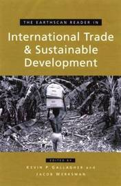 The Earthscan Reader on International Trade and Sustainable Development image