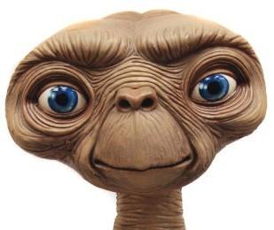E.T. Stunt Puppet Life Size Replica image