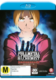 Fullmetal Alchemist: Brotherhood Collection 1 (Ep 01-13) on Blu-ray